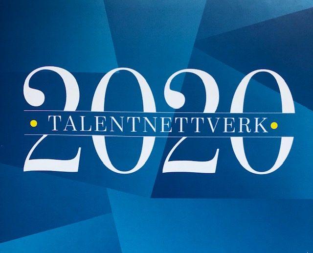 Digitalt möte för de unga ledarna i årets Talentnettverk