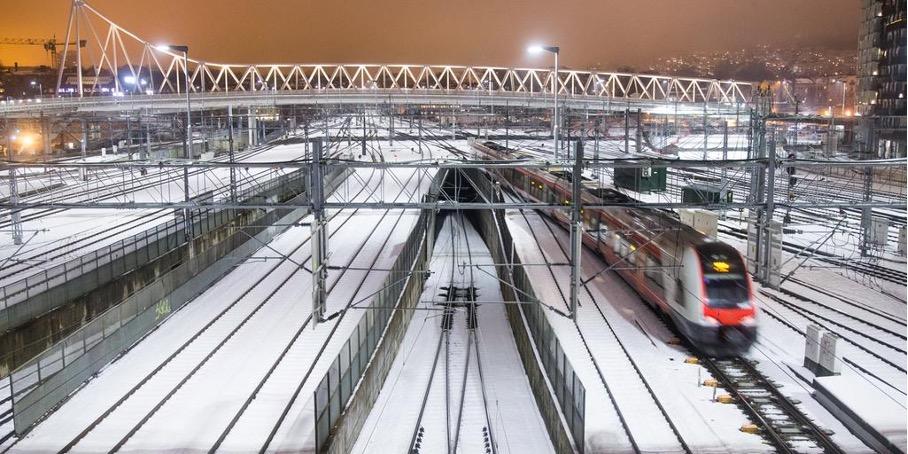 Kommuner vill bygga eget snabbtåg till Oslo