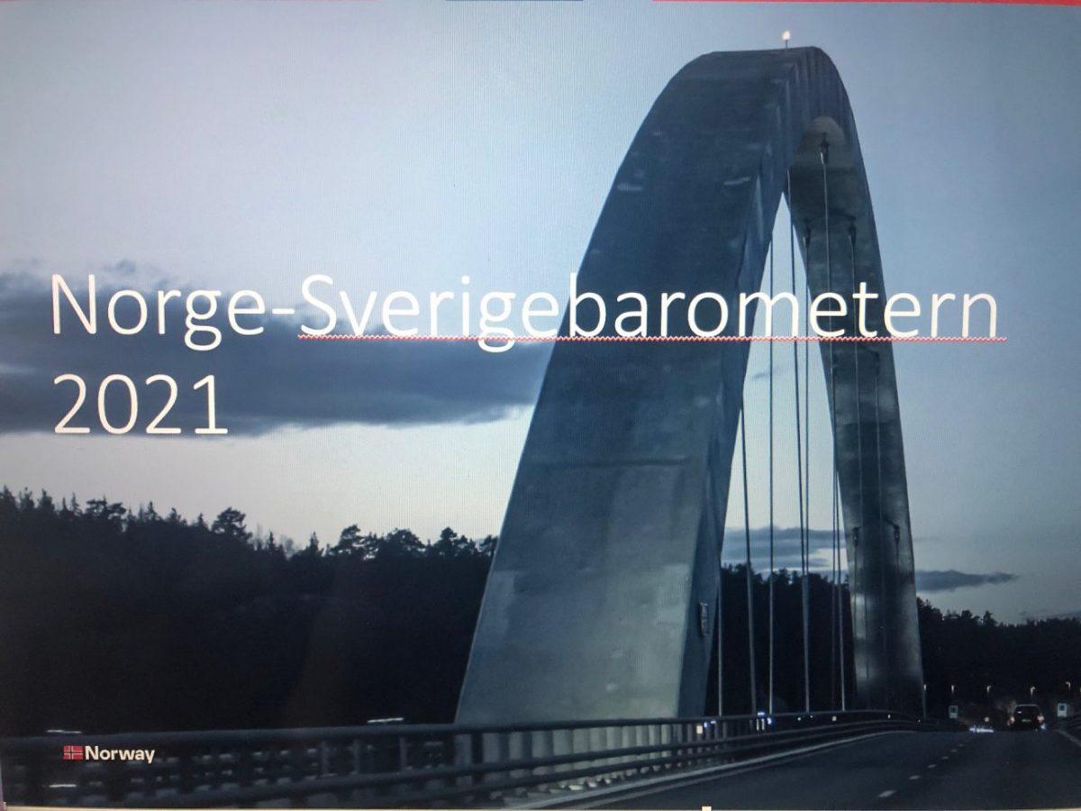 Starkt stöd för norsk-svenskt hälso- och försvarssamarbete
